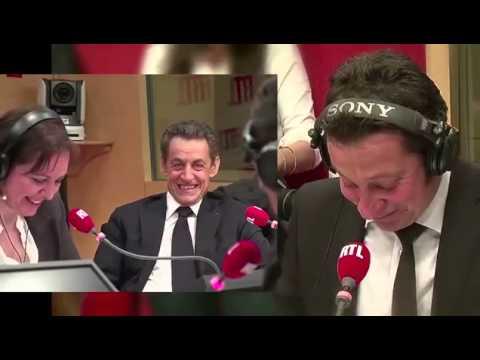Laurent Gerra imite Nicolas Sarkozy sur RTL - 27 février 2012