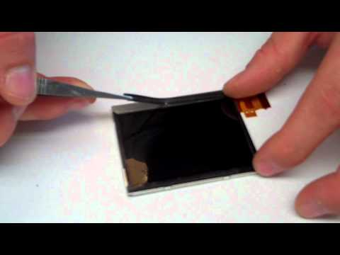 How to Repair DS Lite (NDSL) Touch Screen