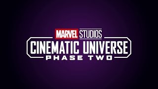 ALL POST-CREDITS SCENES MARVEL - PHASE 2  VF