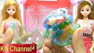 BÚP BÊ HÀN QUỐC MỞ TRỨNG BẤT NGỜ kỳ lạ Open Surprise egg Unboxing  Car toy