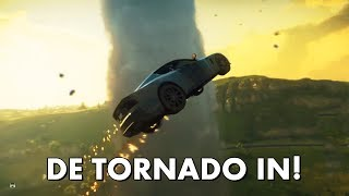 We gaan de TORNADO in! - Just Cause 4