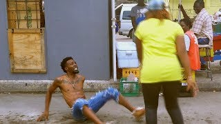 This Happen At the Bus Station In Mobay  Jamaica