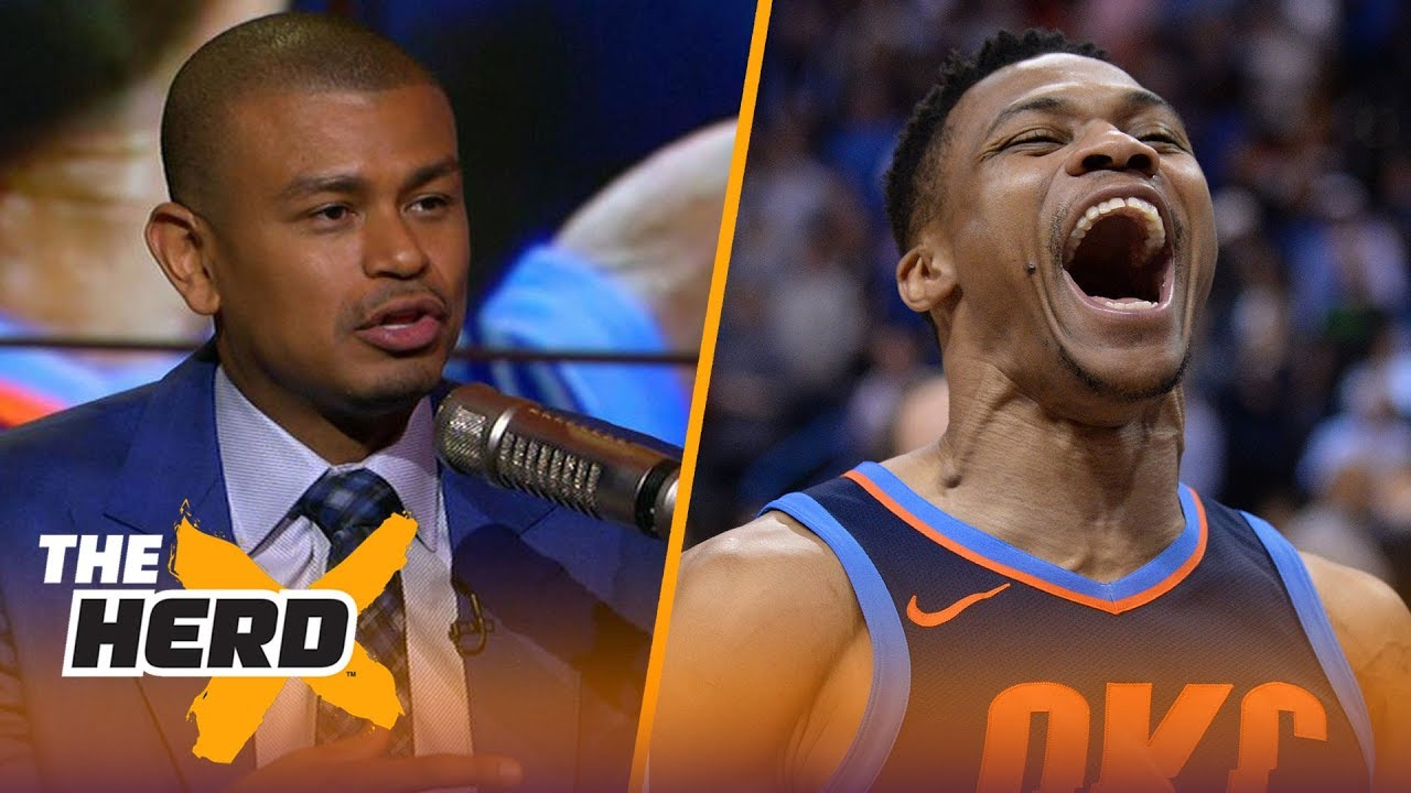 Earl Watson defends Westbrook's bulldog mentality, Lists Most Influential Players Ever | THE HERD