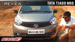 Tata Tiago NRG Review | Hindi | MotorOctane