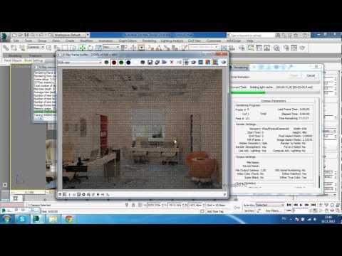Как в 3d max сделать vray самосветящийся материал