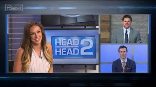 Head2Head: NBA Playoffs, Dakota Sport Figures, NHL Finals, 5/23/18
