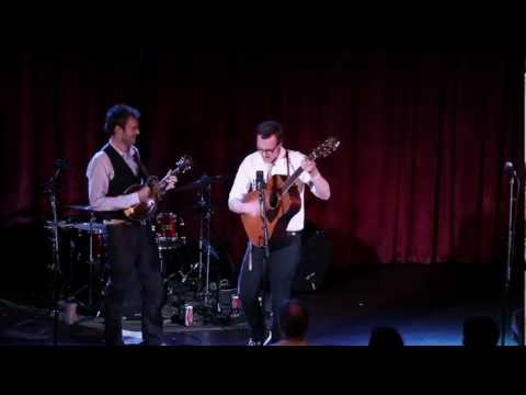 Chris Thile & Michael Daves: Sleep With One Eye Open