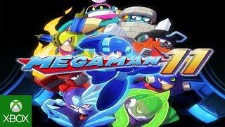 Mega Man 11 – Introducing Torch Man & Blast Man