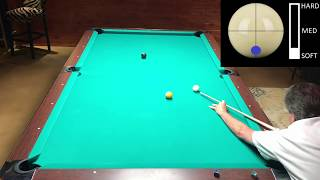 Big Table 9-Ball: Run Out Pattern - Easy