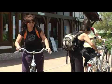 La Vélodyssée, l'Atlantique en roue libre