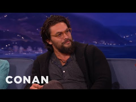 Jason Momoa: Khal Drogo Can Improve Your Love Life video