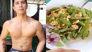Poor Man's Full Day Of Eating - Bulking Diet