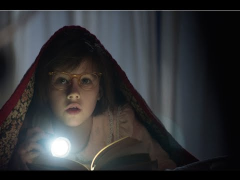 'The BFG' Teaser Trailer (Steven Spielberg)