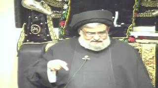 08 Muharram1436 2014 - Analysis of Surah Azhab Verse 33 (Ayat-e-Tatheer) - Maulana Sayyid Muhammad R