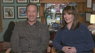 EXCLUSIVE! Behind The Scenes of the 'Home Improvement' Reunion on 'Last Man Standing'