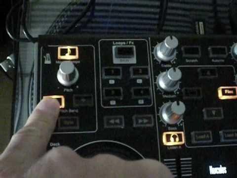 Hercules DJ Control MP3 E2 [con Ganancia] (Vistazo)