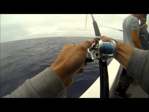 Bluefin Tuna Fishing on the Pride 7-23-2013 Seaforth Landing