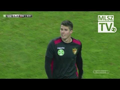 DVSC - Budapest Honvéd | 2-0 | (1-0) | OTP Bank Liga | 17. forduló | MLSZTV - kattintson a lejátszáshoz!