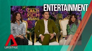Crazy Rich Asians cast talk about Hollywood and Asian stereotypes | CNA Lifestyle