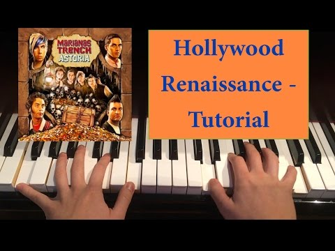 Marianas Trench - Hollywood Renaissance
