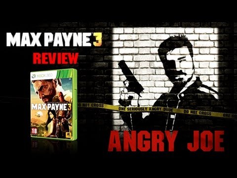 Max Payne 3 Angry Review