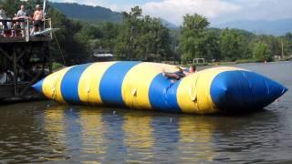 Mustang Tsalis Camp Rockmont Blob #1
