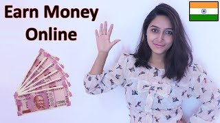 Top 5 ways to make money online in India / Roz Dhan app