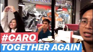 Caro Cassie Barrameda Jiro Morato Together Again