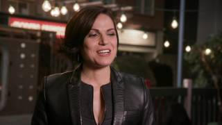 Lana Parrilla, on the Evil Queen's song Once Upon a Time