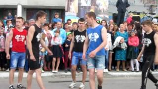 street workout olevsk 2016 4