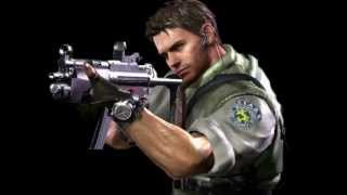 Resident evil (Chris Redfield)