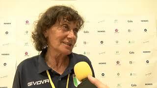 W17 EHF Championship- Interviews ITA - BLR 27-29