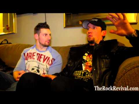 Volbeat Interview with Michael Poulsen on 2013 North American Tour