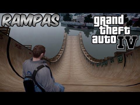 GTA IV - MODS RAMPAS