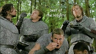 best of the knights of the round table