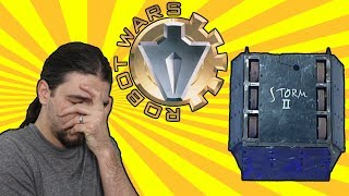 Everything Is Broken - Robot Wars Extreme LIVE REVIEW S2 E8