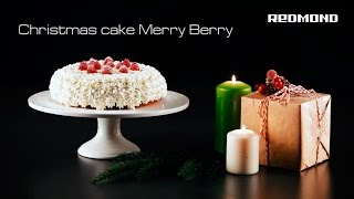 Christmas Cake Merry Berry