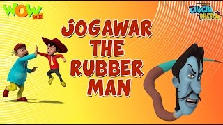 Download Jogawar The Rubber Man - Chacha Bhatija - 3D Animation Cartoon for Kids - As seen on Hungama TV 3Gp Mp4