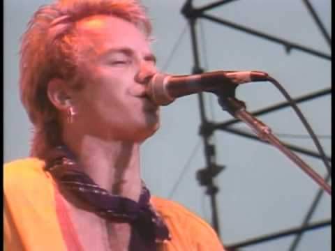 Sting - Hungry For You (j