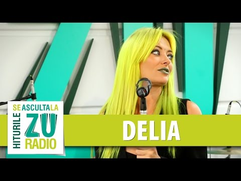 Delia - Ce are ea (Live la Radio ZU)