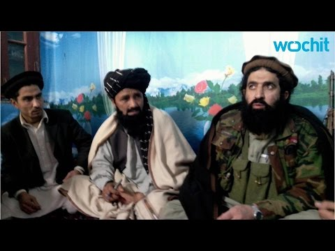 New Video Shows Ex-Taliban Members Joining ISIS, Beheading Man