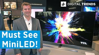 TCL miniLED Explained And Eyes-On | Truth Or Snake Oil?