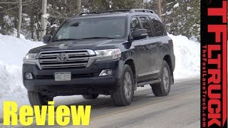 2017 Toyota Land Cruiser Review: Has This Iconic Truck Lost Its Mojo?