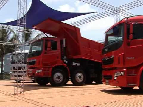 Tata Motors Unveils New World Standard Truck Range