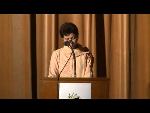 Inaugural speech by Union Minister, Kumari Selja - Aikya 2013