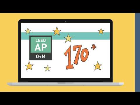 What is a LEED AP?