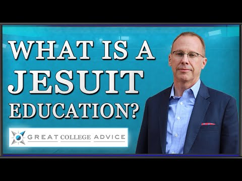 What Is a Jesuit Education? | College counselor & education consultant interviews admissions officer