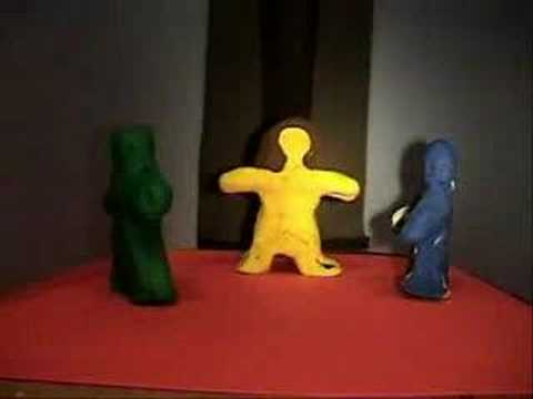 Polkarama Claymation!