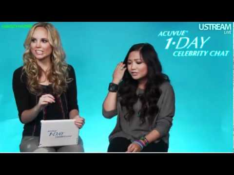 Charice - ACUVUE® 1•DAY Live Celebrity Chat (September 6. 2011) - FULL
