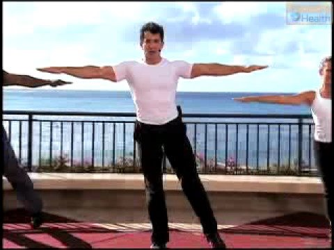 Body Challenge 2008- Gilad's Strength and Balance Workout